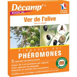Phéromone mouche de l olive x2