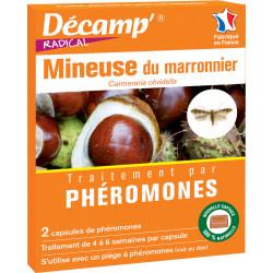 Phéromones mineuse du...