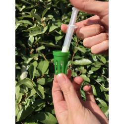 Engrais naturel géraniums 500g Solabiol